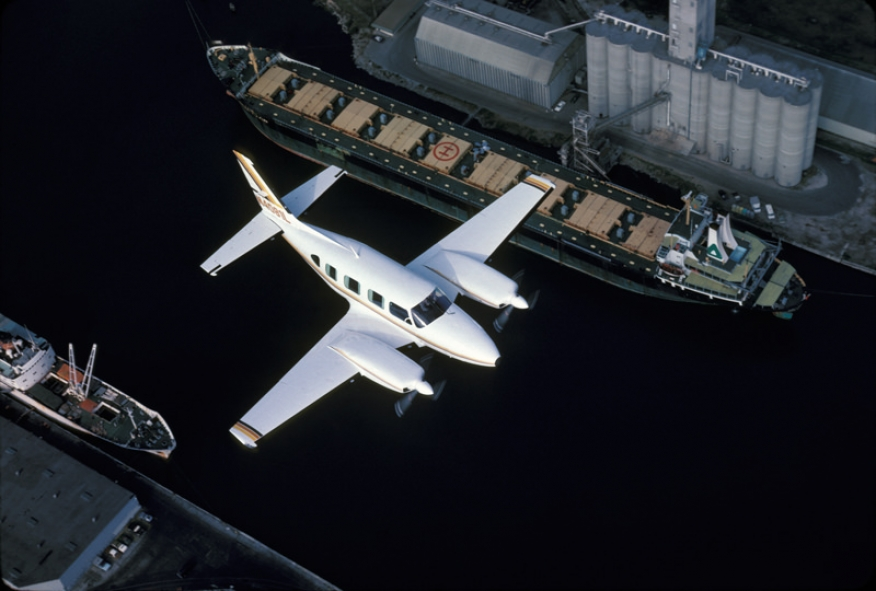 The Piper Navajo: The Last of the Lock Haven Planes