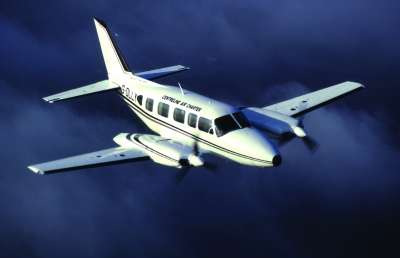 Pipers PA-31 Twins