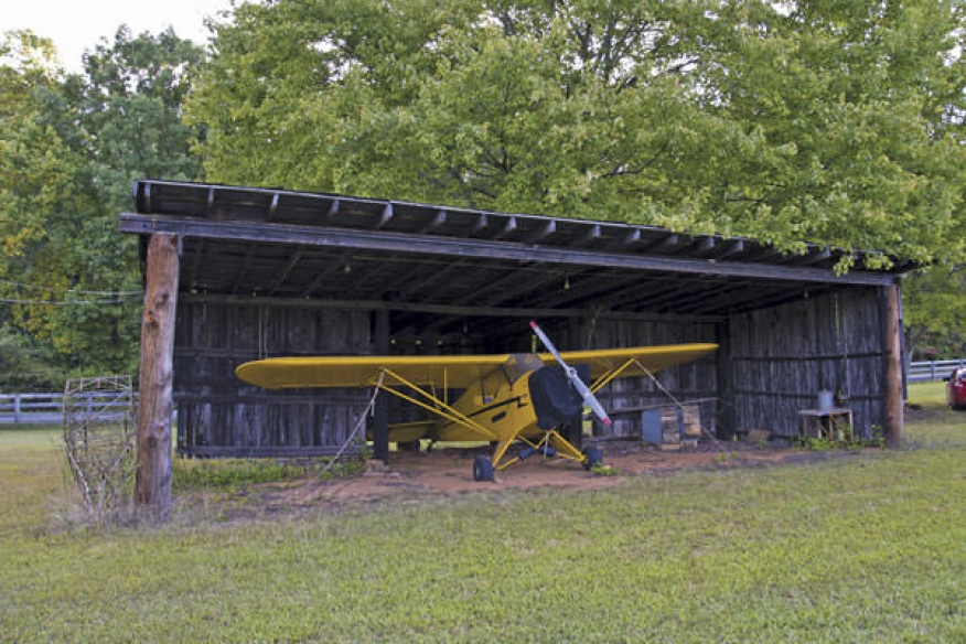Hunting for a Home: Experiences Searching for a Hangar