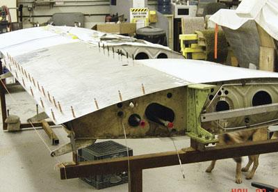 Piper Flyer Association - PA-28 & PA-32 Wing Spar Cracks