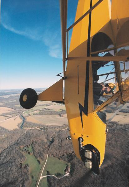 Piper Flyer Association - Piper Cub & the Reed Clipped Wing Conversion