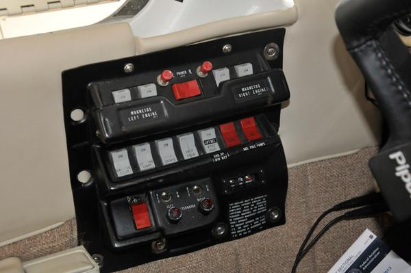 Restoration on a Budget: Seneca Power Control Panel Upgrade
