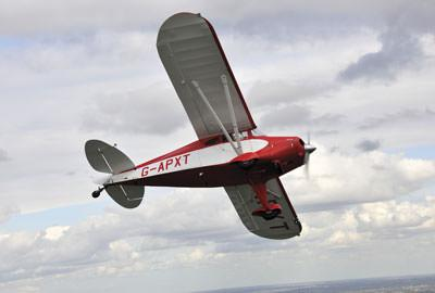 Piper Flyer Association - Displaying items by tag: univair