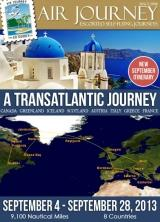 "Air Journey's ""A Transatlantic Crossing"""