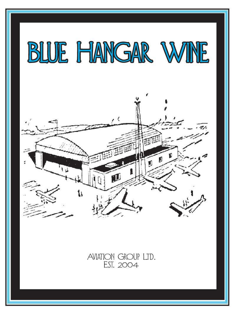 blue hangar wine h2