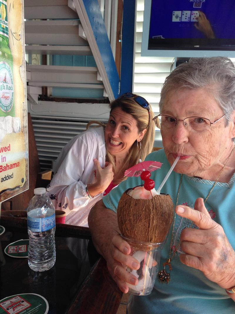 Our Brilliant Friday in the Bahamas