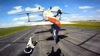 GoPro HD: Airplane Tail…