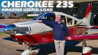 PFA Member Tom Grove & his Cherokee 235
