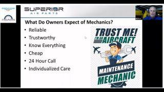 Four questions you need to ask when choosing an aircraft mechanic