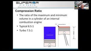 Anatomy and Physiology of a General Aviation Cylinder