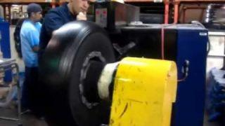 Desser Tire retread process…