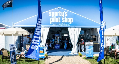 AirVenture Gets Bigger; So Does Sporty's