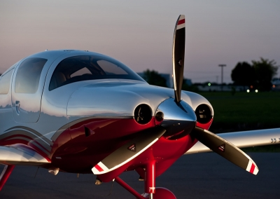 McCauley composite propeller receives FAA Certification