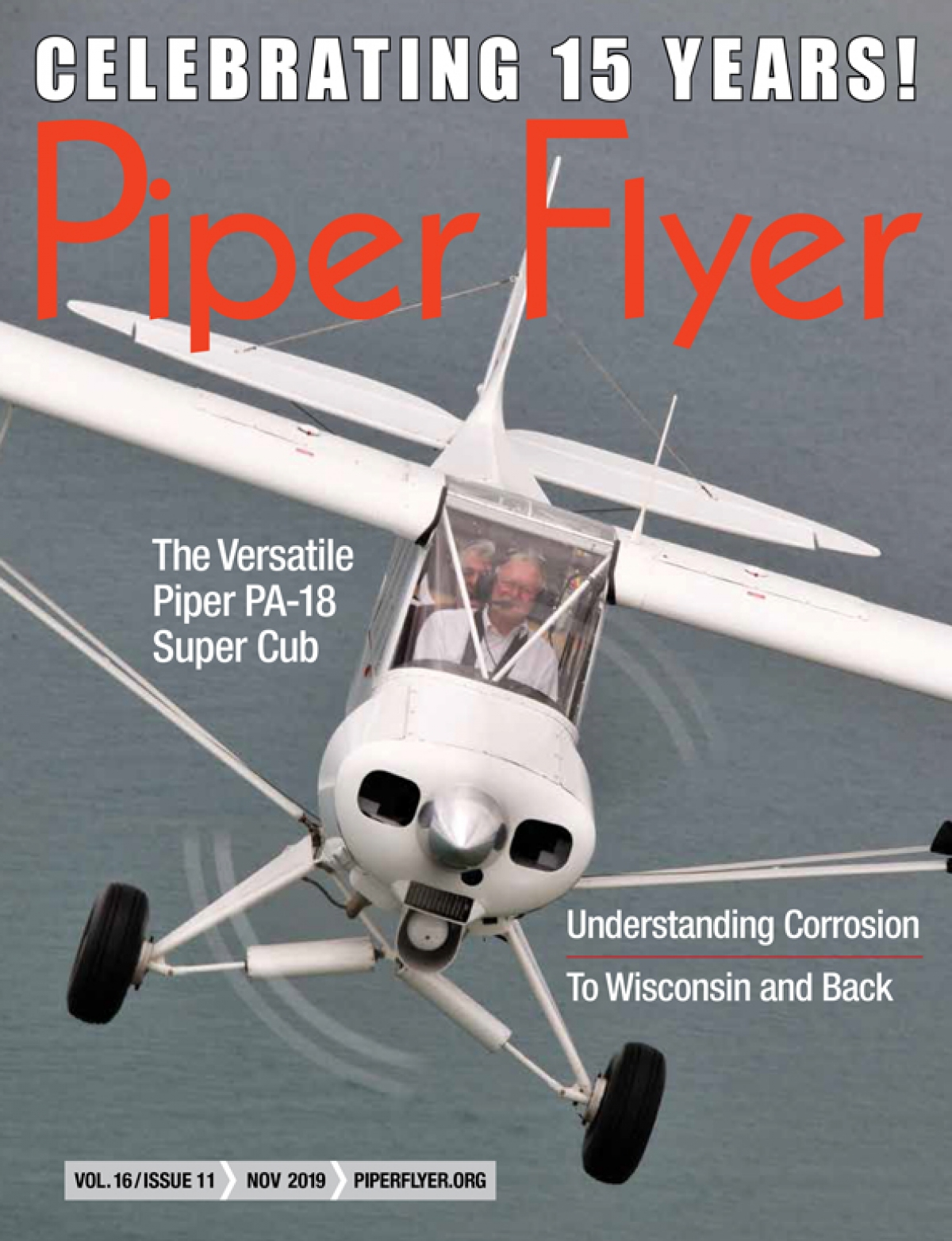 NOVEMBER 2019 PIPER FLYER MAGAZINE
