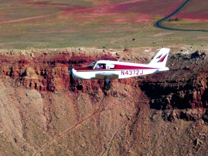 Welcome and Able:  A Cherokee Flies in the Backcountry