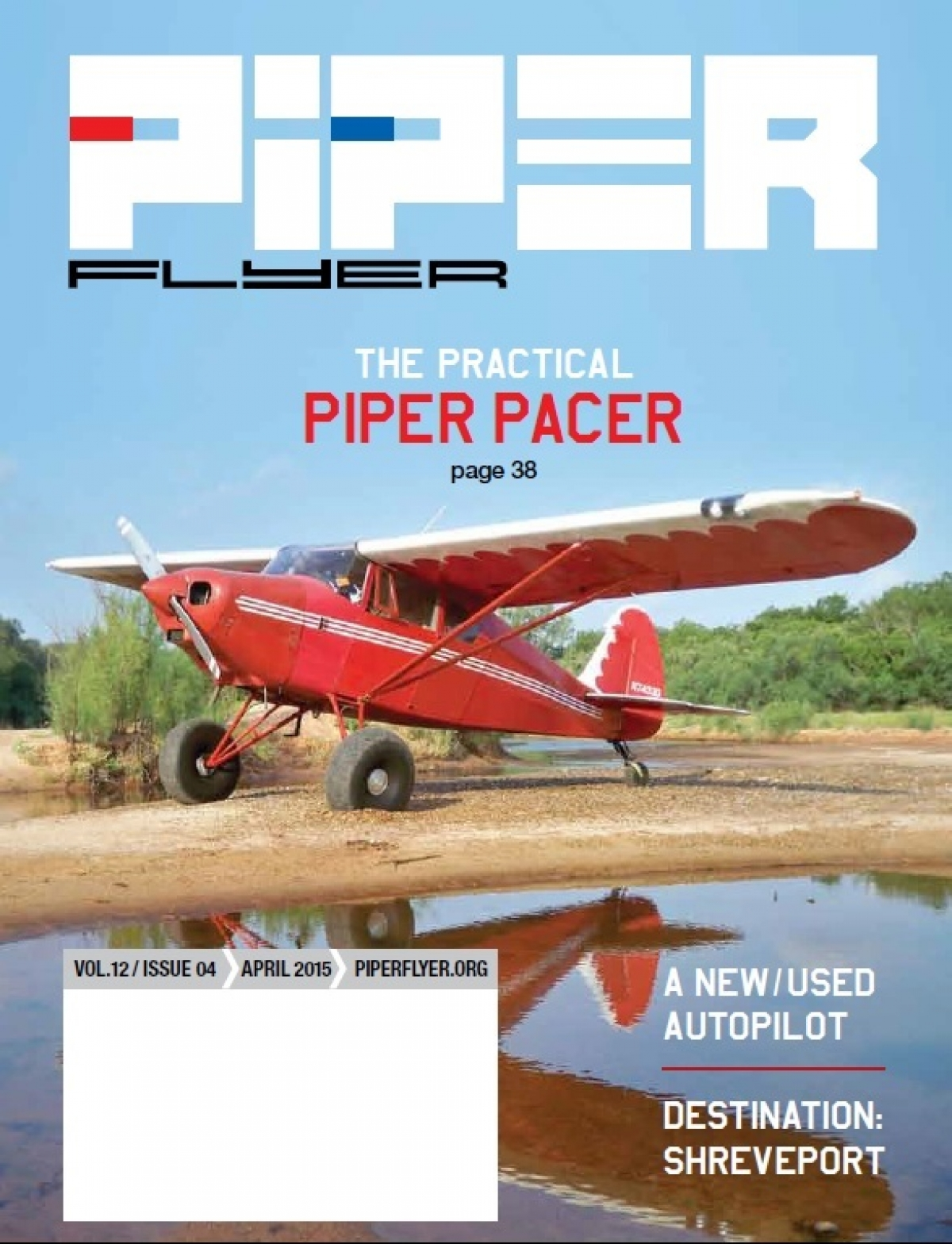 April 2015 Piper Flyer magazine