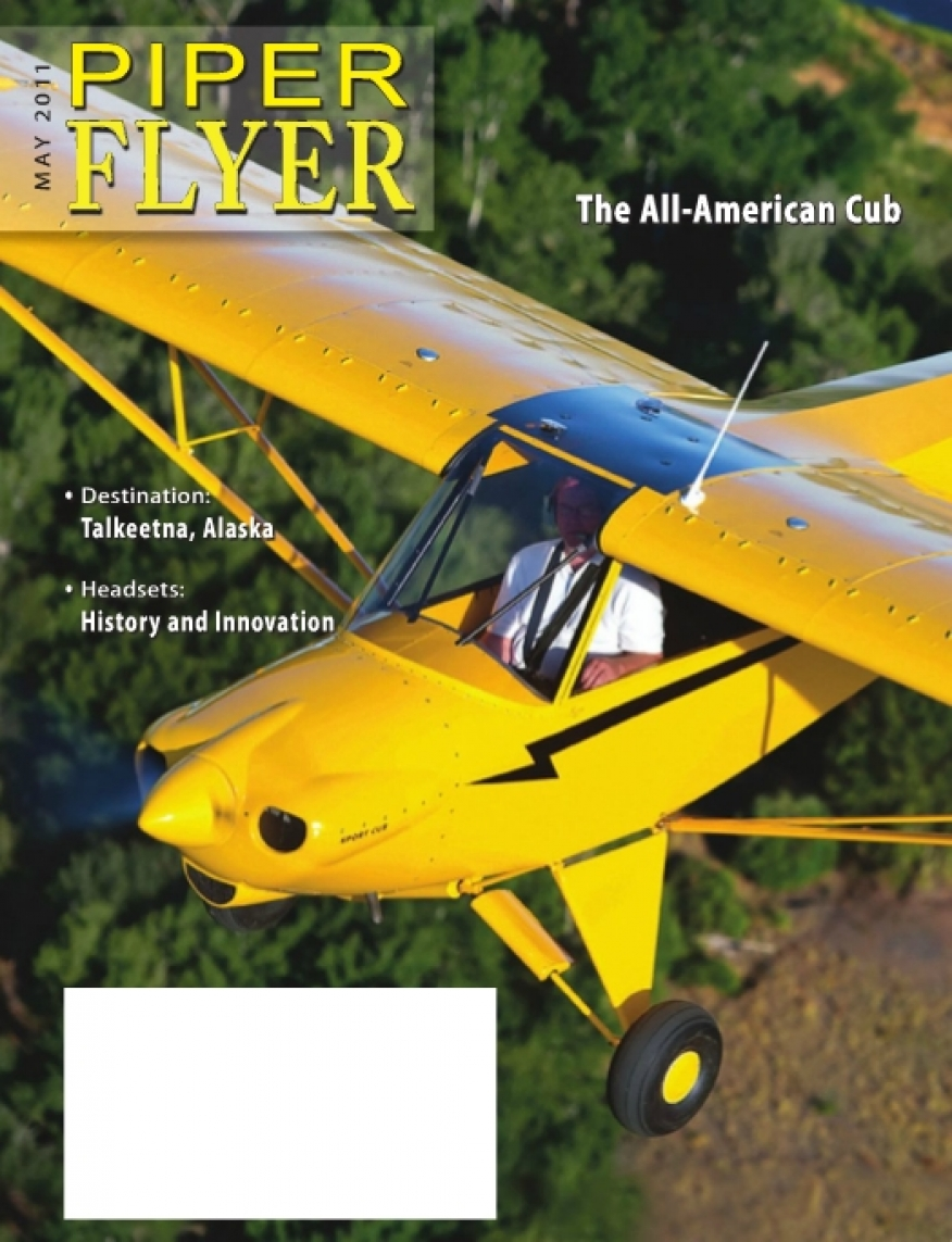 May 2011 Piper Flyer magazine