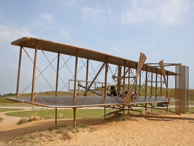 At Aviation's Threshold: Wright Brothers National Memorial