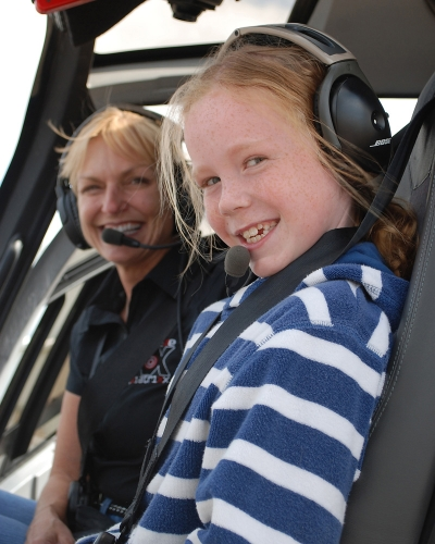 "Celebrate Women of Aviation with Free ""First"" Flights for Females"