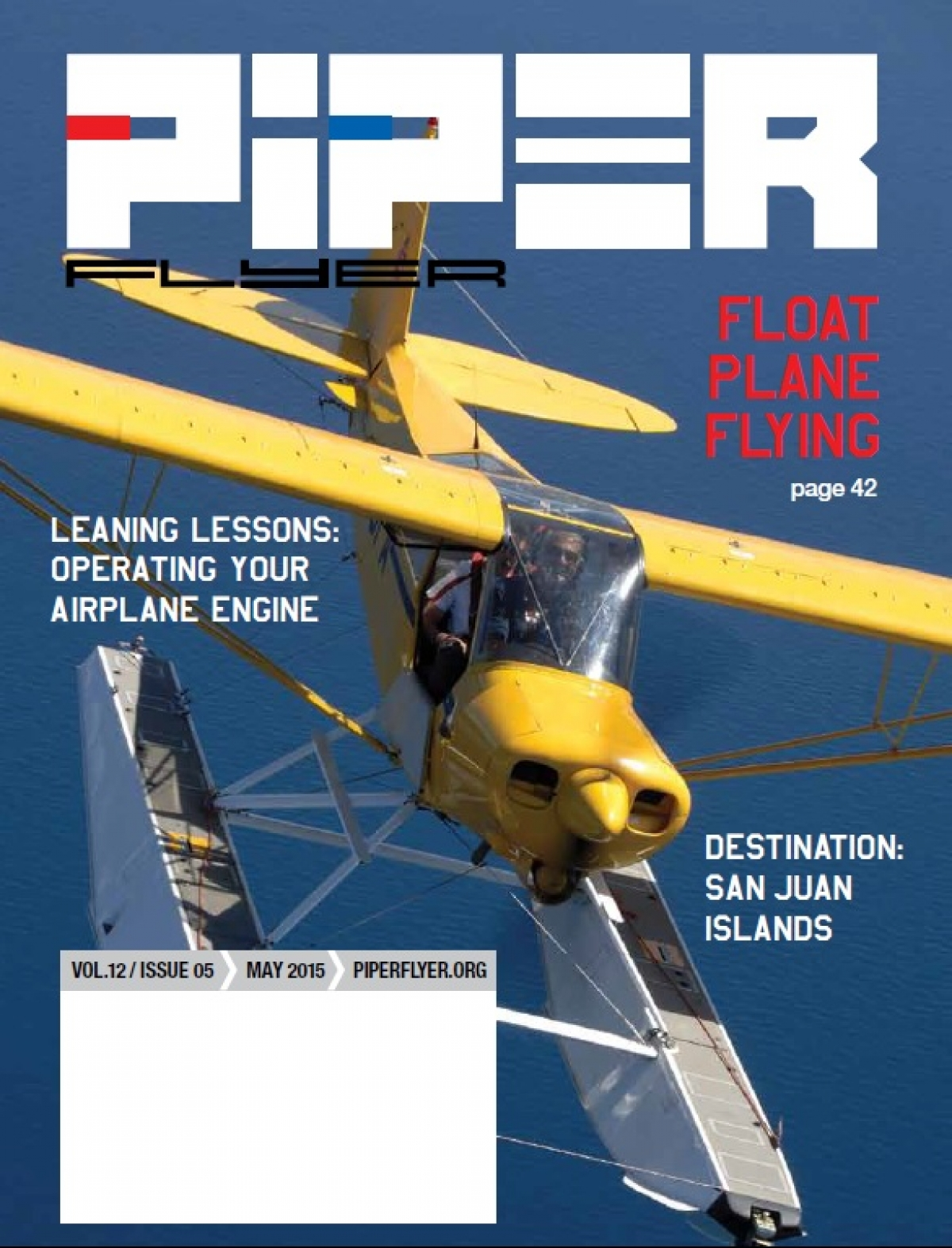 May 2015 Piper Flyer magazine
