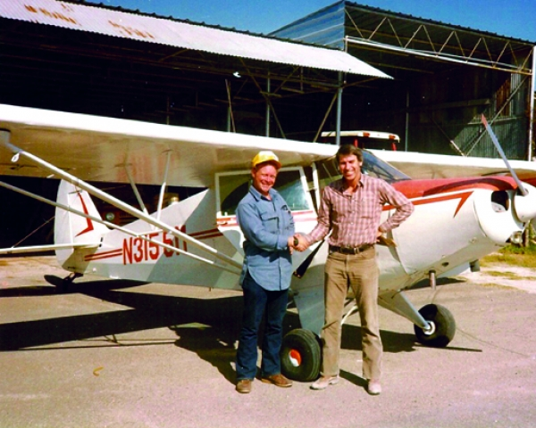 My First Airplane: What Mike Taught Me About Flying