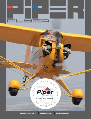 A Great Milestone: Piper's 75th Anniversary