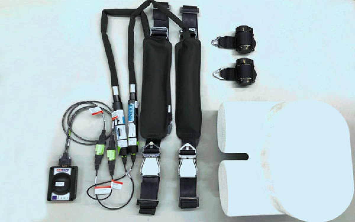 AmSafe SOARS (State Of the Art Restraint System)