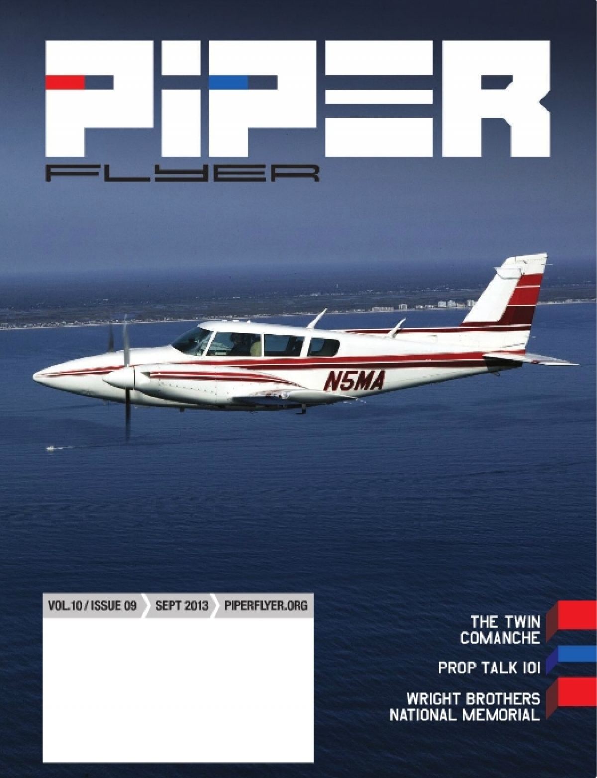 September 2013 Piper Flyer magazine