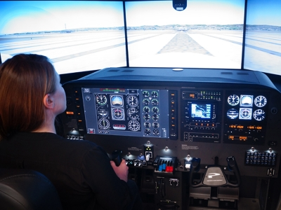 As Real As It Gets: High-Fidelity Aviation Training
