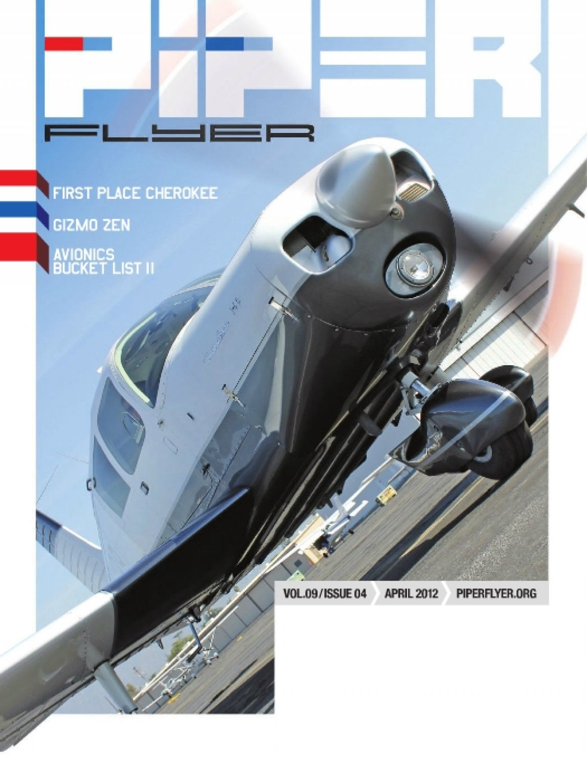April 2012 Piper Flyer magazine