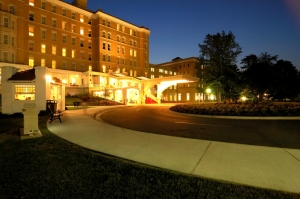 Destination: Indiana's Grand Hotel