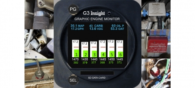 Look Inside Your Engine—From the Cockpit! An Insight G3 Engine Monitor Pirep Part 2: Installation