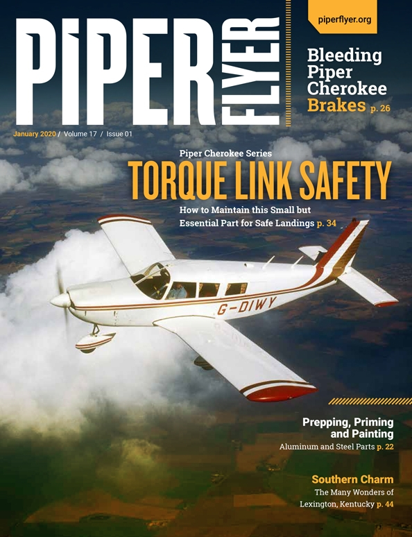 JANUARY 2020 PIPER FLYER MAGAZINE