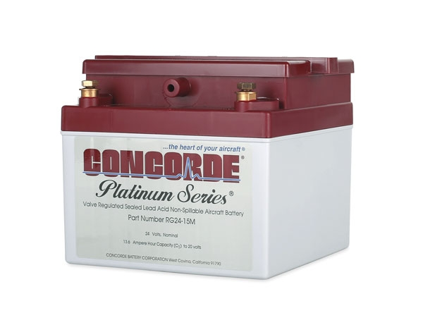 Aircraft Battery Care: