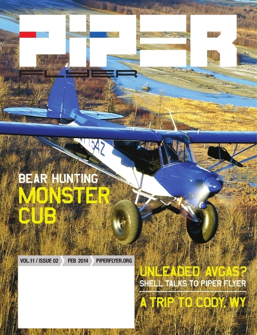 February 2014 Piper Flyer magazine