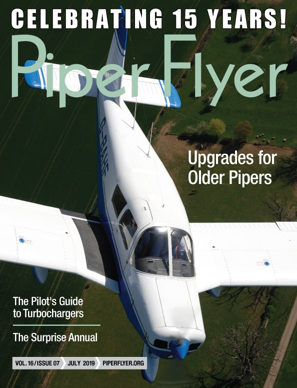 JULY 2019 PIPER FLYER MAGAZINE