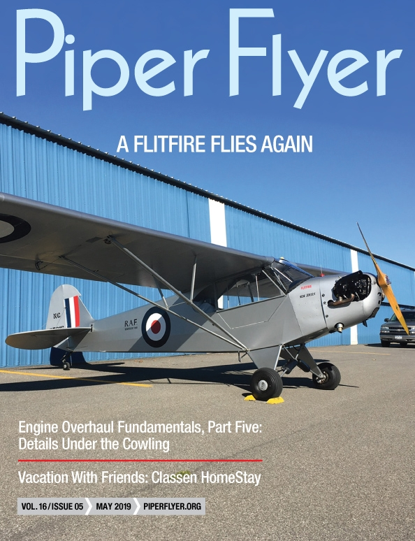 MAY 2019 PIPER FLYER MAGAZINE