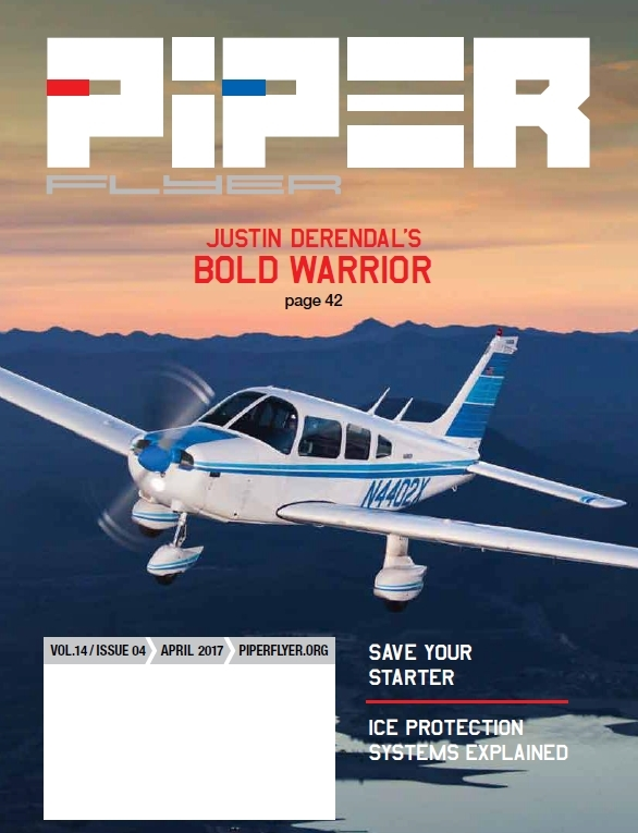 April 2017 Piper Flyer magazine