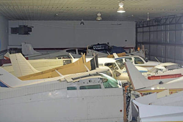 One Part of the Whole: New Surplus & Used Aircraft Parts