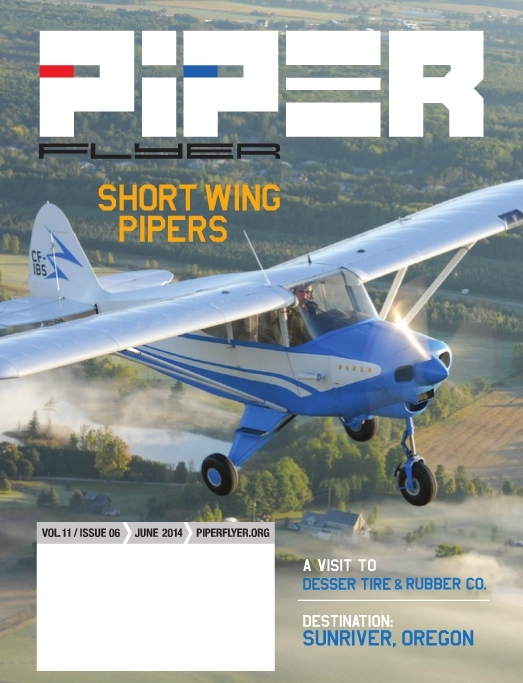 June 2014 Piper Flyer magazine