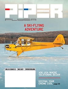 December 2017 Piper Flyer magazine