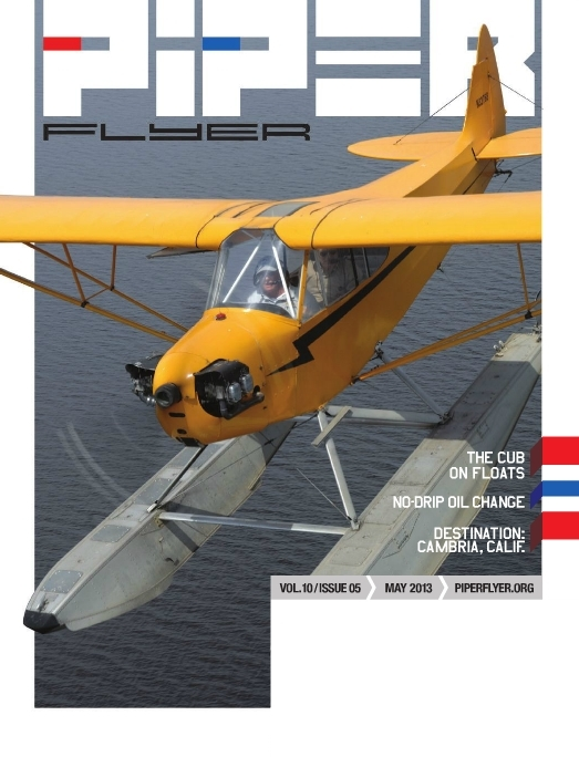 May 2013 Piper Flyer magazine