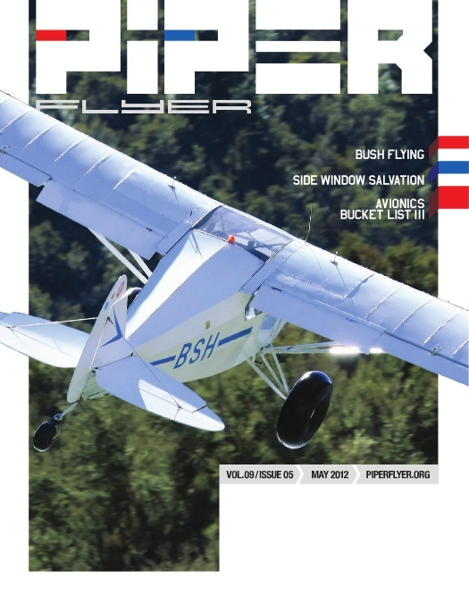 May 2012 Piper Flyer magazine