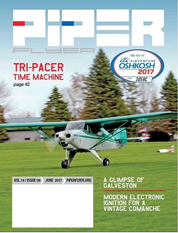 June 2017 Piper Flyer magazine