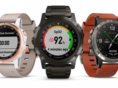 Garmin® D2 Delta - Latest Generation in Aviator Watches
