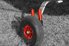 Shock Wheel TM : Greater Safety for Backcountry Pilots and Flight Schools