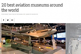EAA Aviation Museum Included in CNN Travel's