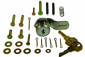 Piper Baggage Door Lock & Seat Spring Now Available from McFarlane