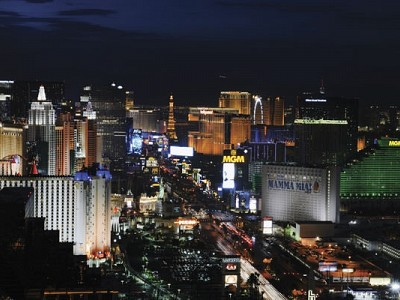 Destination: Holiday in Las Vegas