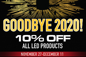 AeroLEDs Aircraft Lighting - 10% OFF all products